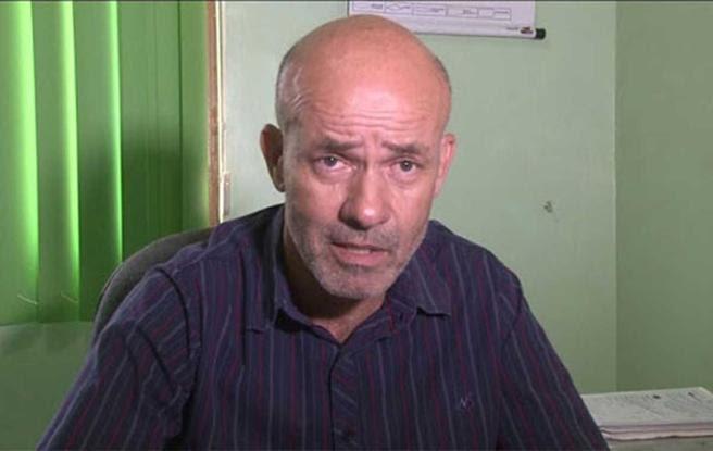 Luiz Alberto Araújo llevó a la fiscalía la actividad de una mina y la presa de Belo Monte