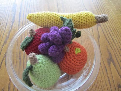 bowl o'fruits