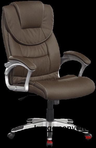 Leather Office Chair without Wheel (JQ-E9077) - China Office Arm ...