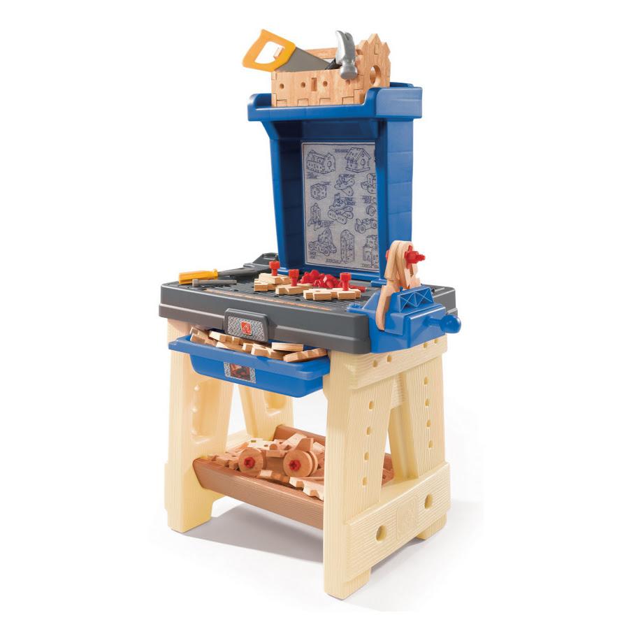 Lowe's Kids tool bench - The Bump