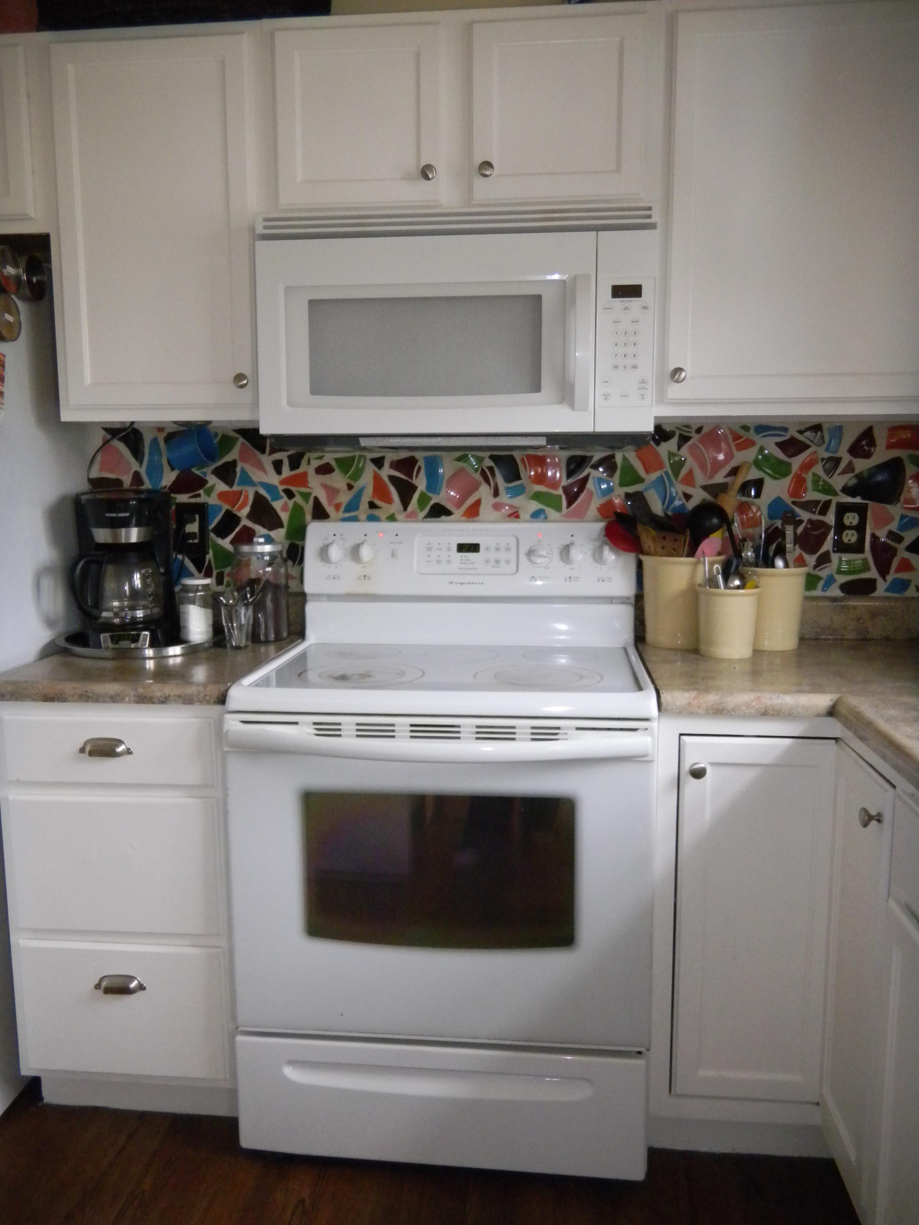 White Appliances White Cabinets Home Design Ideas Essentials