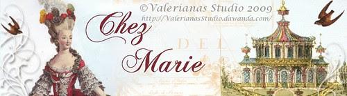 Chez Marie Shop Banner