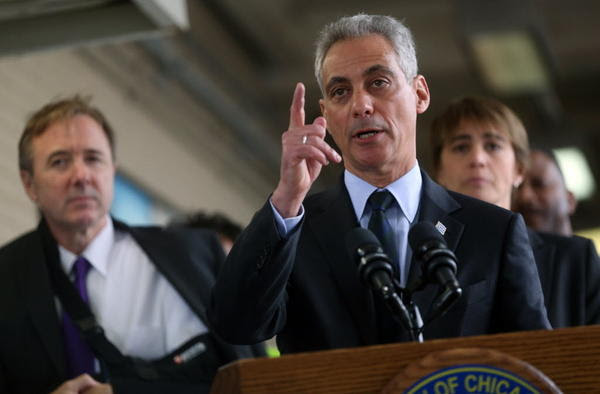 Emanuel tells drivers to slow down