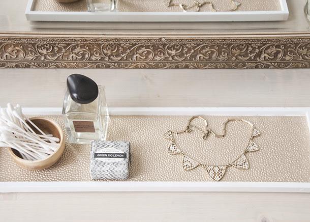 diy makeup tray