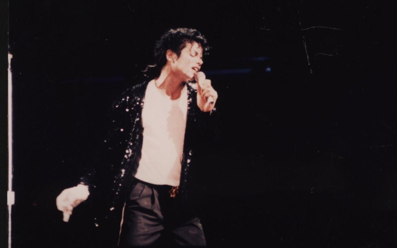 Bad Badder The Bad World Tour Billie Jean Michael Jackson