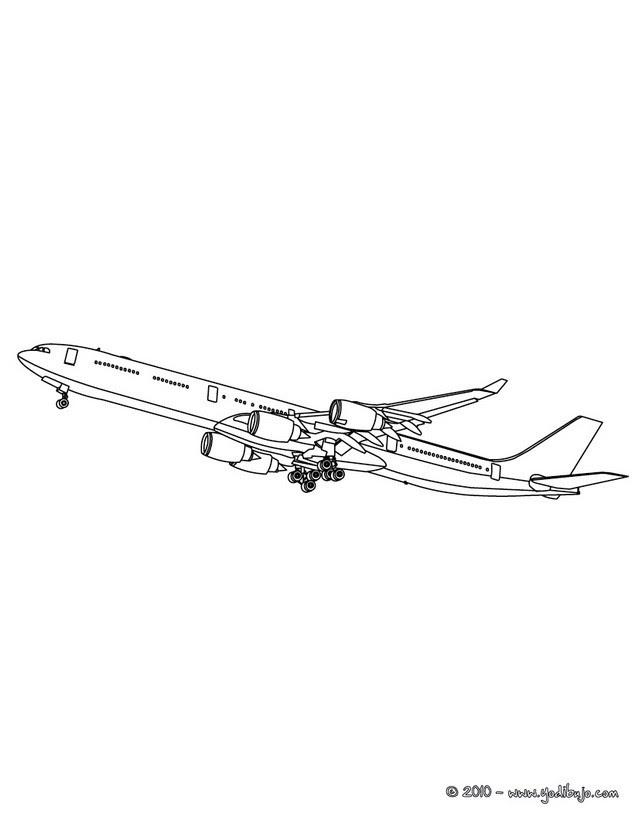 Dibujos Para Colorear Avion De Guerra Eshellokidscom
