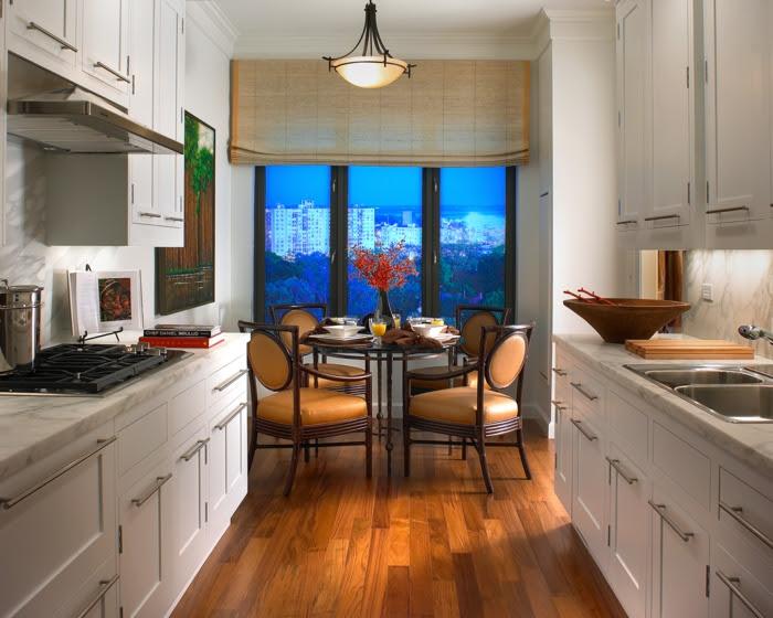Wie sich Küchengestaltung und Balkon vereinen