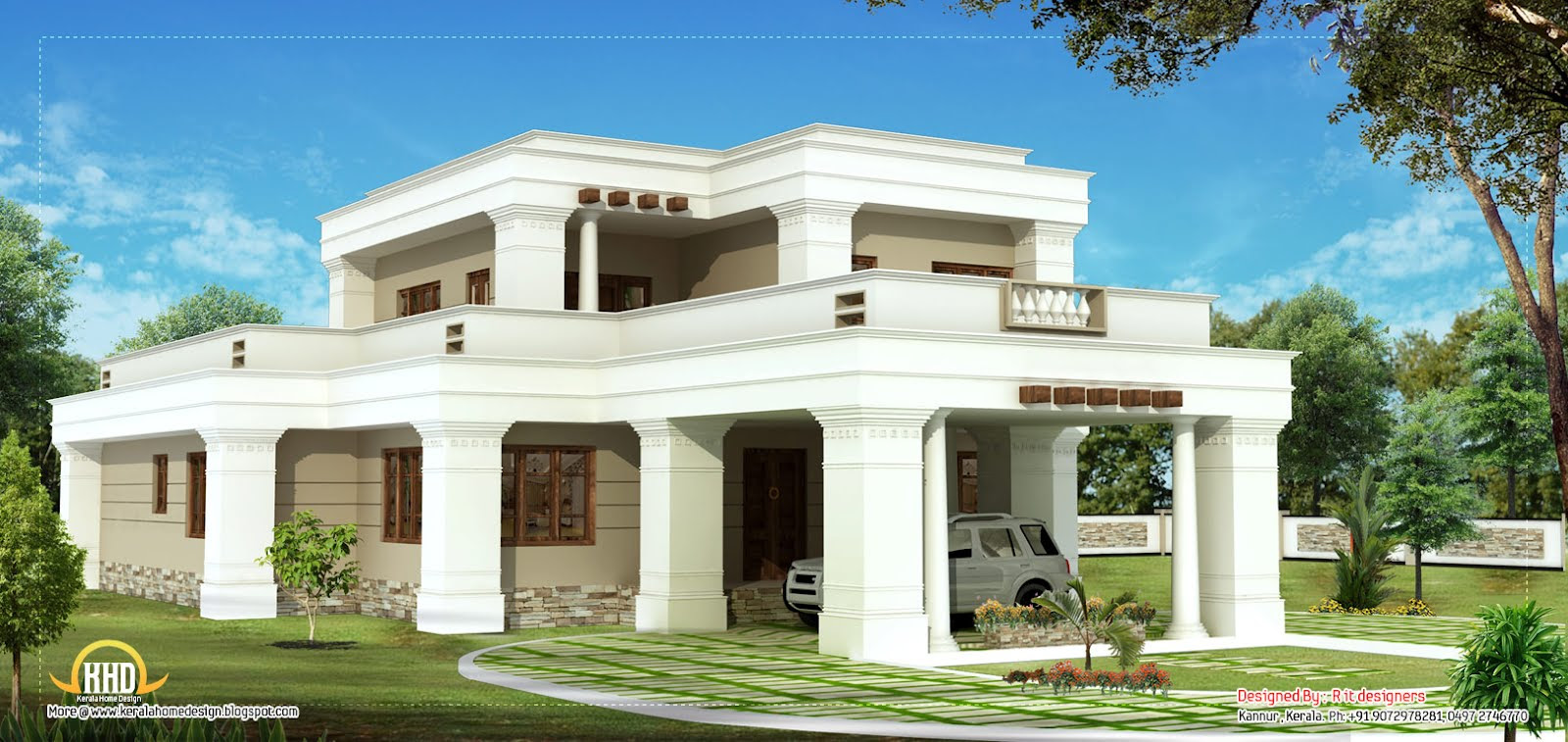 Double Story House Designs