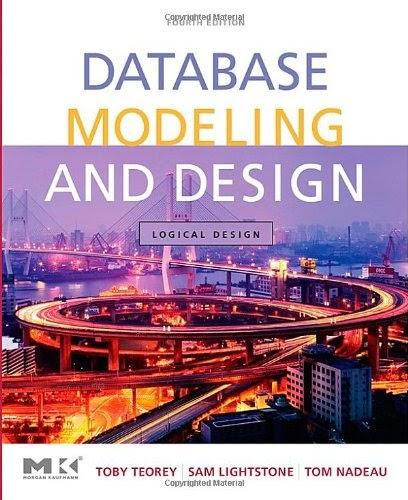 [PDF] Database Modeling and Design: Logical Design, 4th Edition Free Download