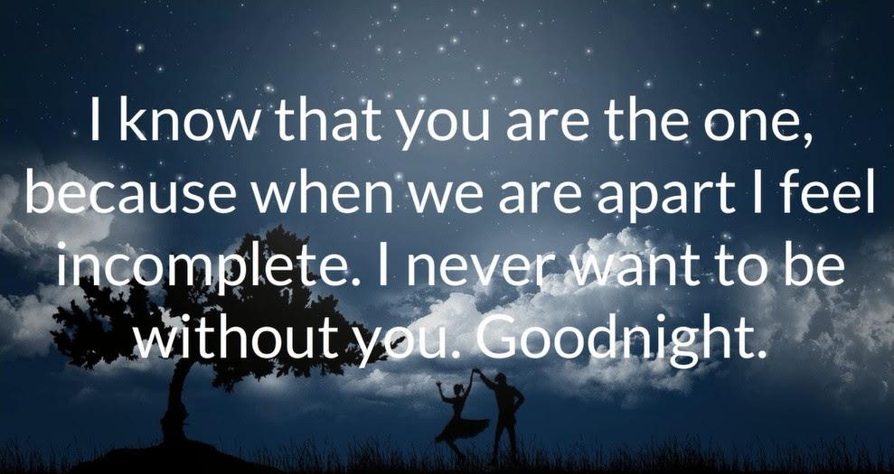 Good Night Quotes For Him 35 Picture Quotes