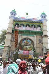 The Dargah Of Khwajah Moinuddin Chishty Al Sabri .. Khwajah Garib Nawaz by firoze shakir photographerno1