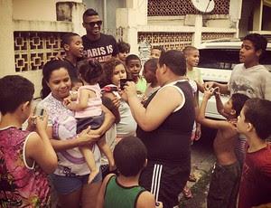 Felipe Flamengo Cidade de Deus (Foto: Divulgação)
