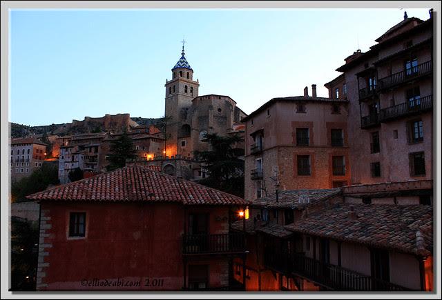 Albarracin nocturno 0
