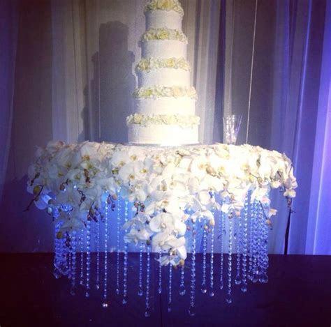 Floating wedding cake table   Weddings   Wedding cake