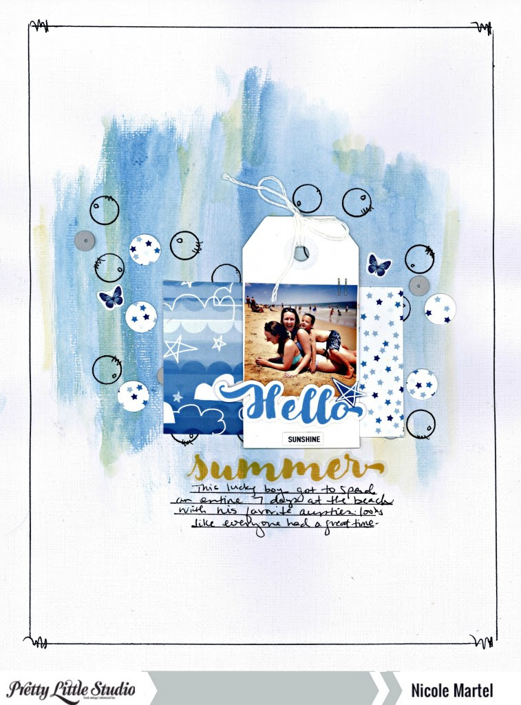 summer_pretty little studio_shimmerz_layout_nicole martel 001