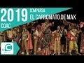 El carromato de max (Comparsa). COAC 2019