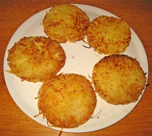 rosti di patate e cipolle by fugzu