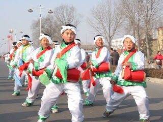 School band in Beijing