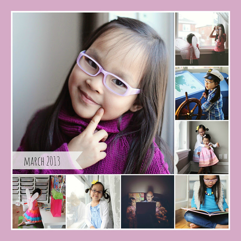 Lilah : March in pictures