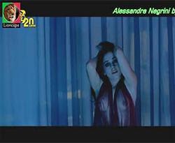 Alessandra Negrini nua no filme Cleoptera