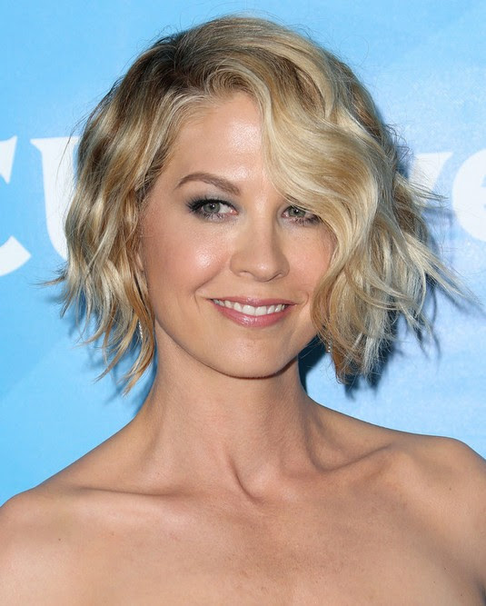 Celebrity Short Curly Hairstyles 2015