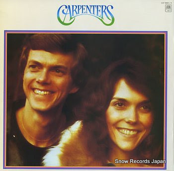 CARPENTERS super disk