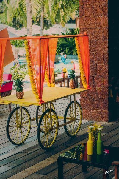 Wedding Ideas & Inspiration   let's party   Mehndi decor