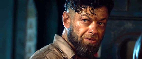 Andy Serkis plays a live-action character in 2015's AVENGERS: AGE OF ULTRON.