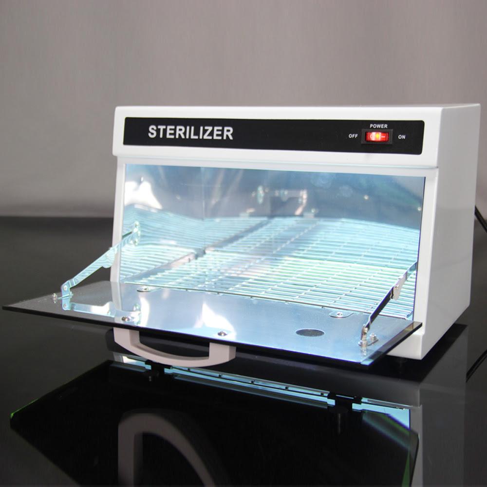 Digital UV Tool Sterilizer Disinfection Cabinet Beauty ...