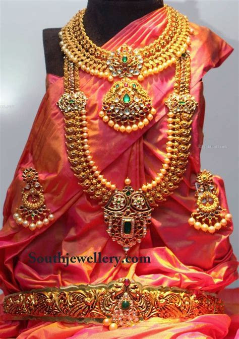 uncut bridal set   Southjewellery.com   Latest Indian