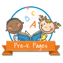 Pre-K Pages Blog Button
