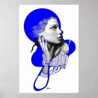 Oxygen Blue Diva