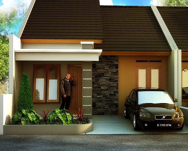 Model Rumah Minimalis 2 Lantai Terbaru Bratajaya