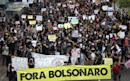 Brazil, Mexico suffer record daily rise in coronavirus deaths