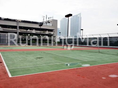 Shangri-La Hotel 10 - Tennis Court