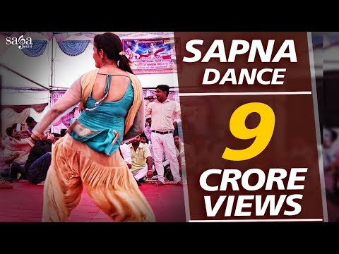 "Sapna Chaudhary gana Hit Dance Video On Haryanvi Song ""जबर भरोटा"""