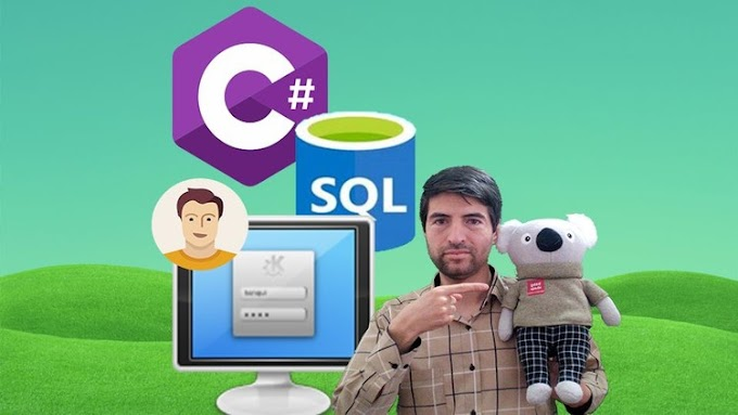 [100% Off UDEMY Coupon] - SQL in C# Series: Multi User App by Login Form in C# & SQL