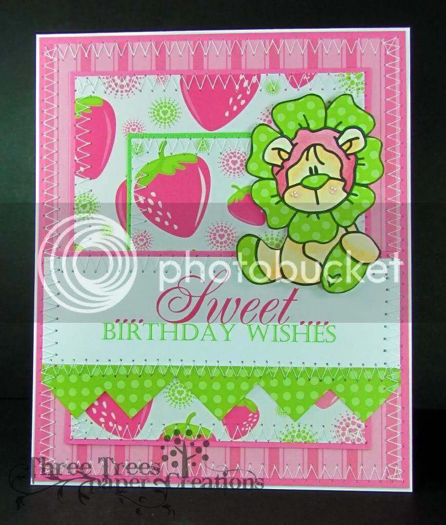 Sweet Poppy Bear
