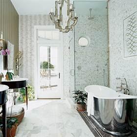 Bathroom Plans on Blog   Material Girls   Houston Interior Design    More Bathroom Love