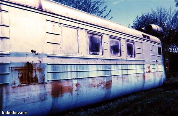 Trem a Jato Russo SLV - 1993 Foto2