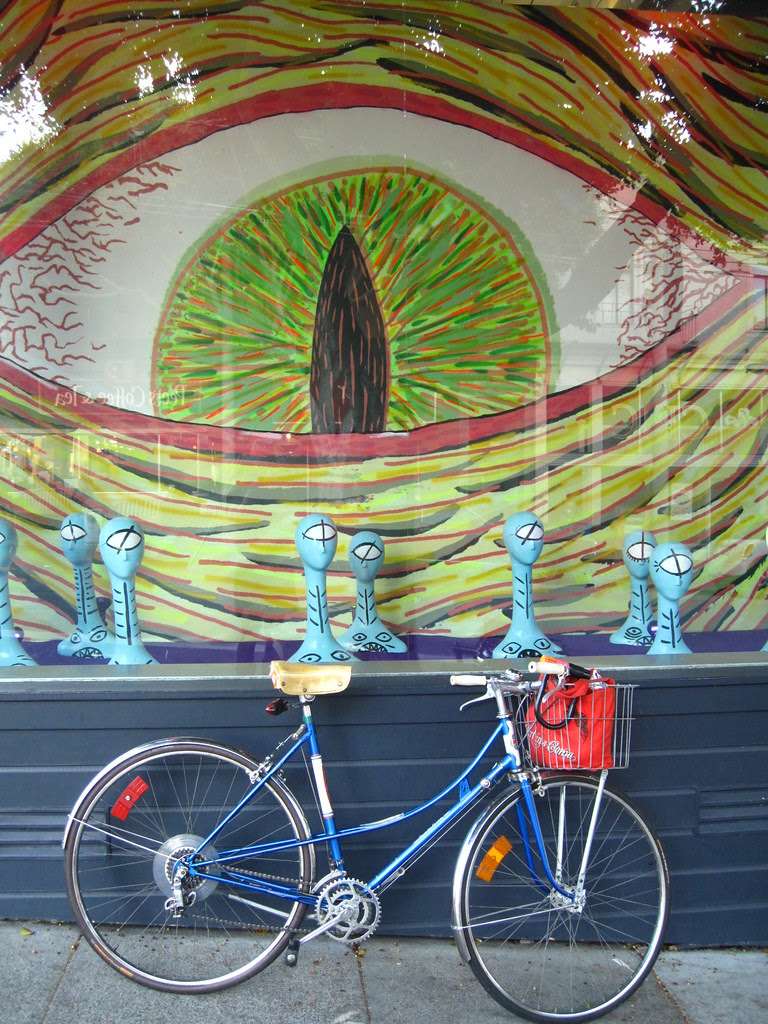 Keep an eye on your bike