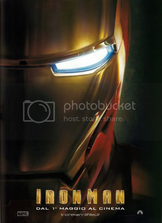 Homem de Ferro!