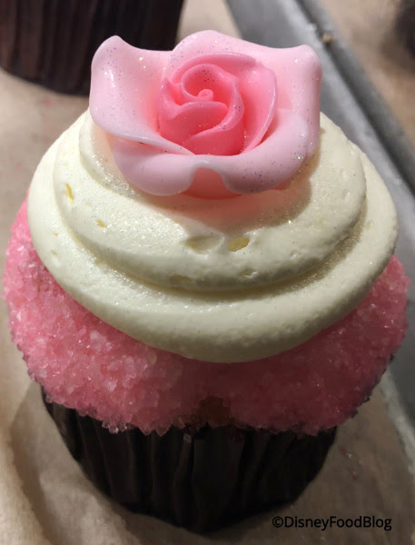 Flower Cupcake at Landscape of Flavors