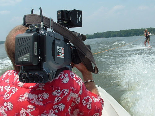Wakeboard Cam