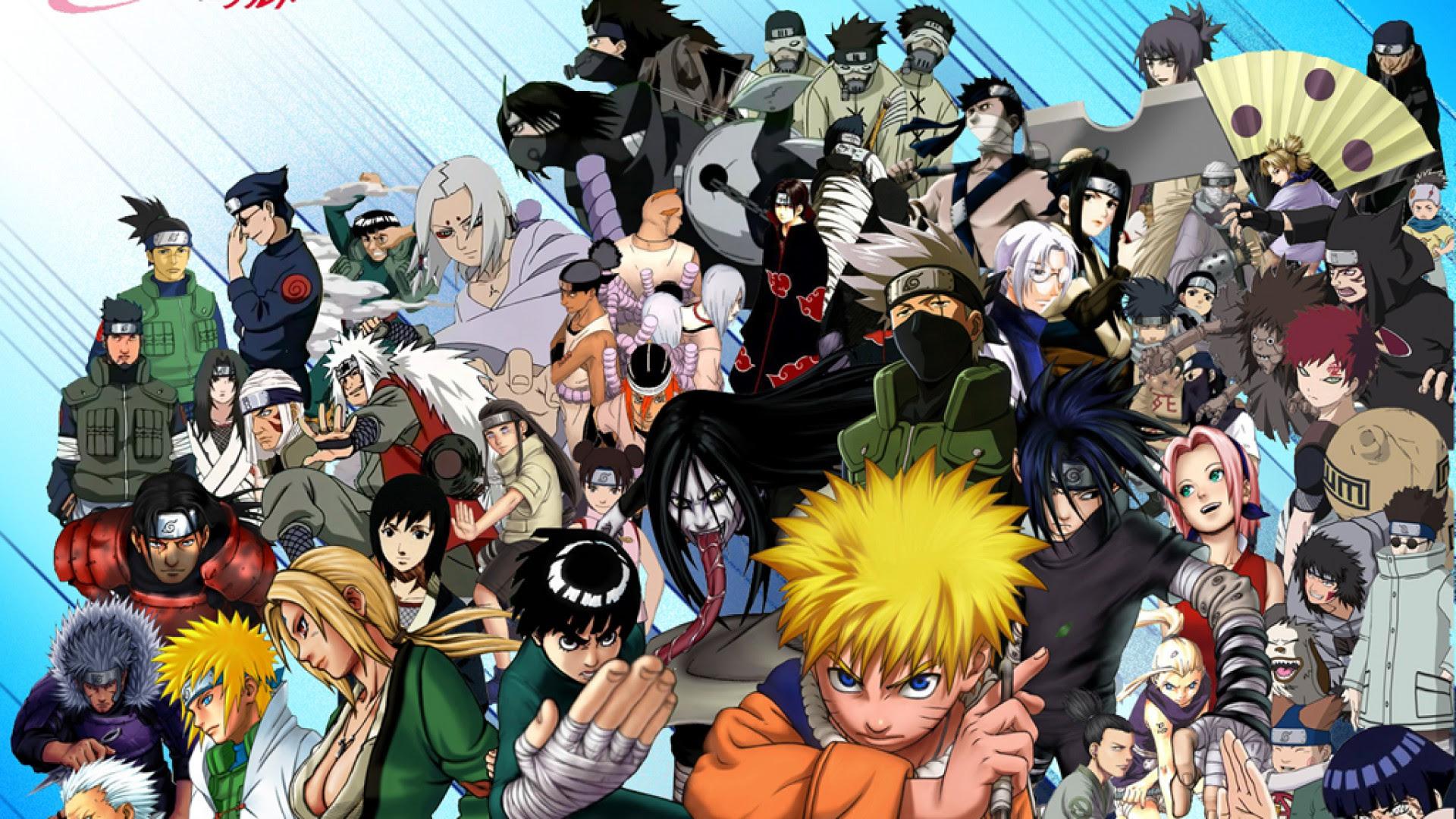 Unduh 81 Wallpaper Naruto Hd Landscape Gratis