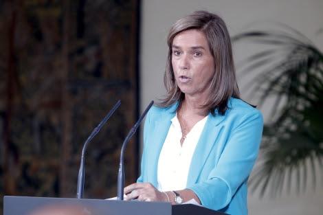 La ministra Ana Mato, en una imagen de archivo.   C. Barajas