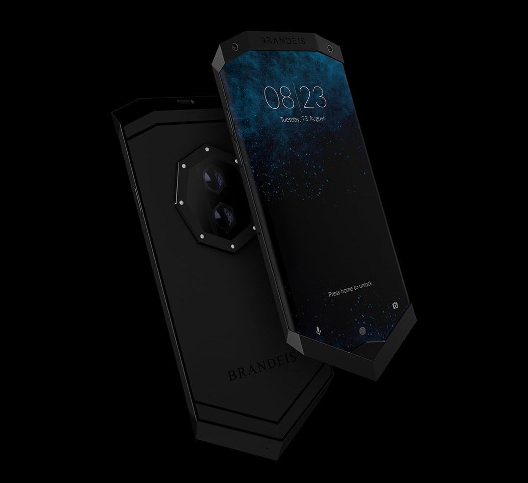 Prometheus Smartphone