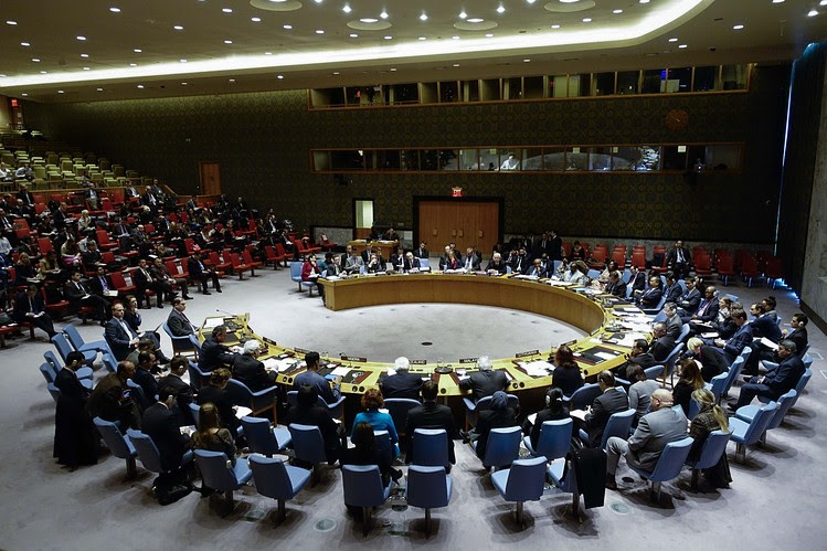 Members of the U.N. Security Council