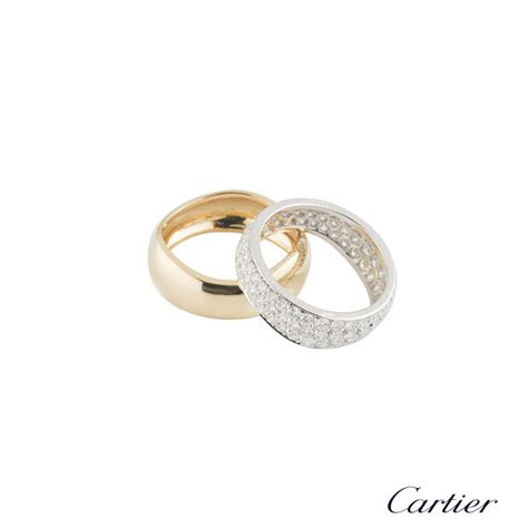 cartier stacker ring