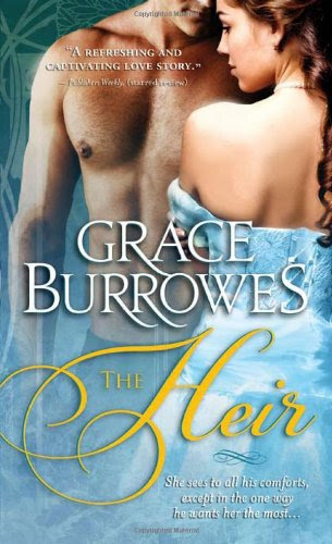 The Heir (The Duke's Obsession) by Grace Burrowes
